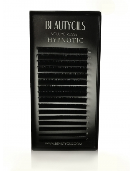 Lashes silk length Mix C-CURIL 0.15