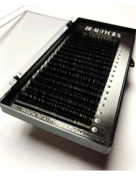 Cils  en soie 0.15mm / 0.20mm