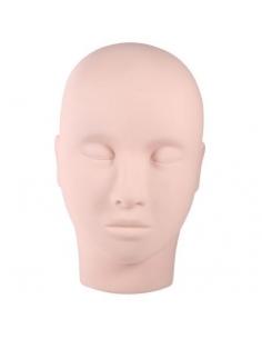 Head Training for Eyelash Extension Silicone