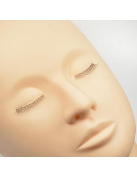 Eyelashes training eyelash extensions
