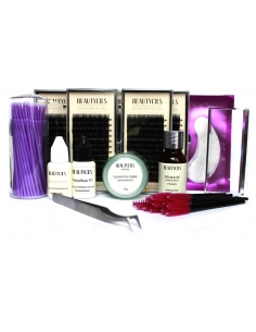 Kit, Wimper Extension Volume russische PRO